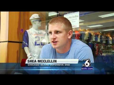 Shea McClellin Back in Boise