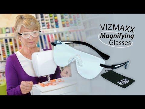 VIZMAXX MAGNIFYING GLASS