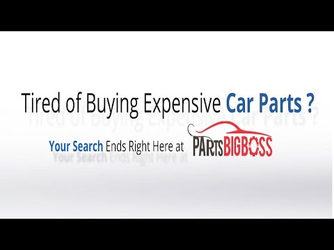 Buy Car Spare Parts Online India | Parts Big Boss