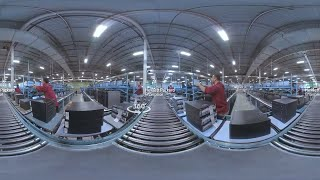 360 Virtual Tour of HPE Technology Renewal Center