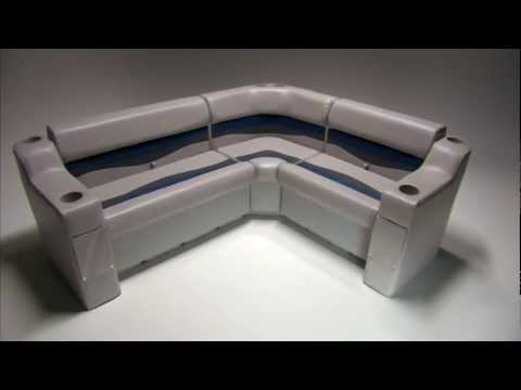 DeckMate Classic Pontoon Boat Seats & Furniture