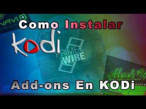 Como Instalar Add-ons Manualmente en (KODI/XBMC)