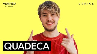 "Quadeca ""Where'd You Go"" Official Lyrics & Meaning   Verified"