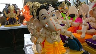 Cute GANPATI MURTI 2019 at Shree Samarth Ganesh Art.