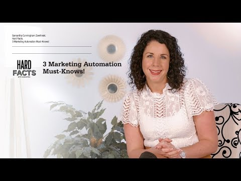 3 Marketing Automation Must-Knows