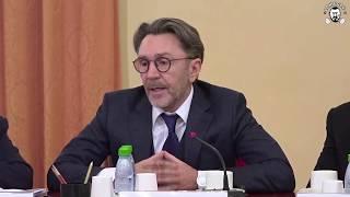 Сергей Шнуров в ГосДуме о защите частной жизни