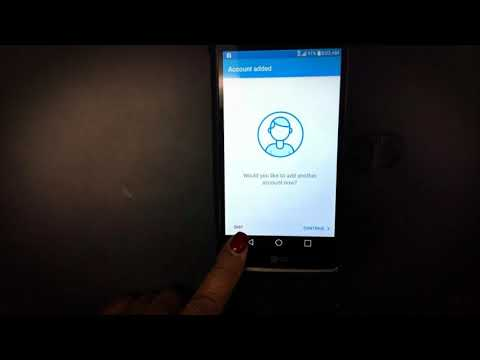 A Minute Of Your Time: Setting up Outlook Email on an Android Device