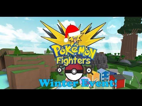 Pokemon Fighters EX - WINTER EVENT! (Live Stream)