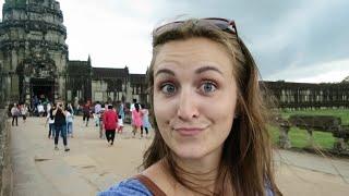 Spontaneous Trip to Siem Reap