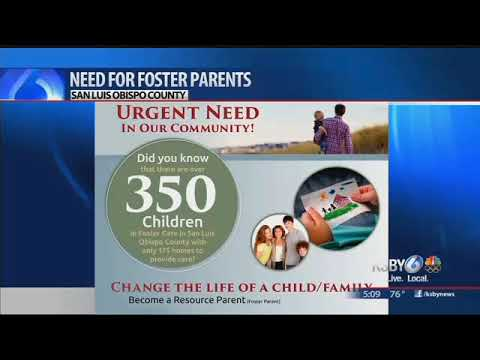 Foster care agencies in need of families to foster children in need