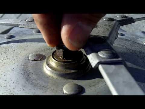 How I fixed our Noisy Roof Turbine Ventilator!
