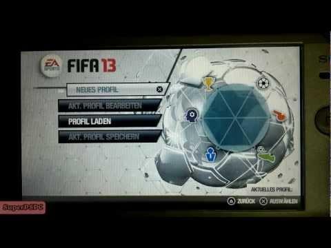 Fifa 13 | PSP Gameplay HD