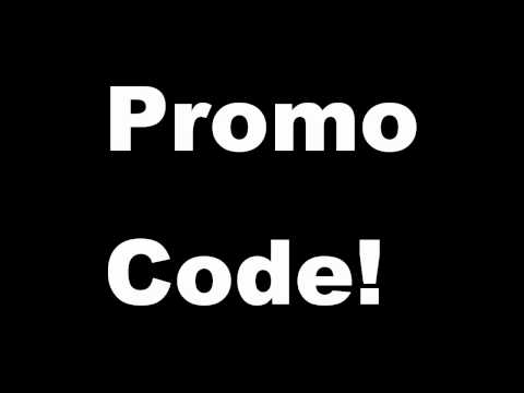 Free Promo Code! (Not Giveaway!)