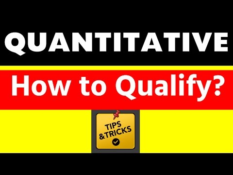 How to qualify Quantitative Section in Bank  Exam | Tricks and Tips