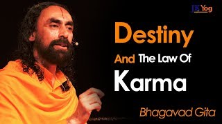 Download Who Decides Your Future and Destiny in Life? - Law of Karma Explained | Swami Mukundananda Video