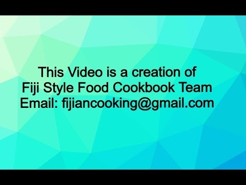 Fiji Style Chilli Chicken