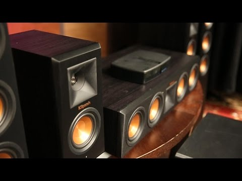 Klipsch's wireless 5.1 system comes at a high end price but lacks features
