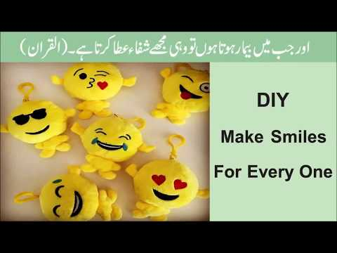 DIY Make Smiles For Every One || How to make smile