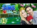The Sims 4 - A NEW BEGINNING! | Sims 4 IRL Ep.1