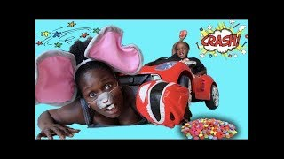 Big Rat Vs Super Siah Johny Johny Yes Papa Song Nursery Rhymes
