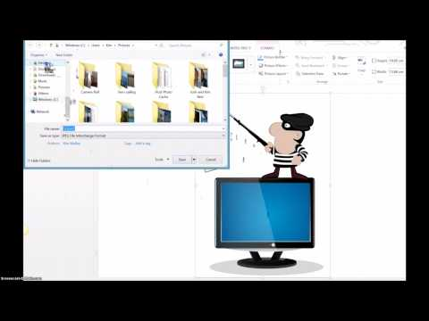 Tutorial 11 - How to make an image background transparent or clear