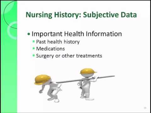 Nursing School Health History & Physical Exam