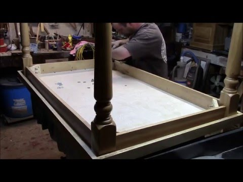 how to build new table top