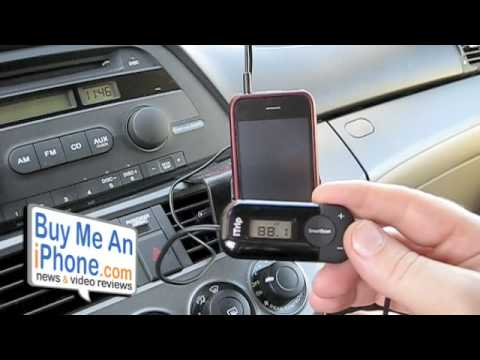 Griffin iTrip Auto Universal Plus with SmartScan