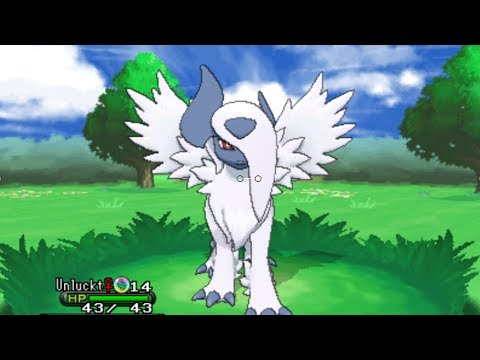 Pokemon X and Y Part 85 - How To Get Mega Absol