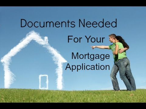 Charlotte Real Estate: Documents Needed for Mortgage Application