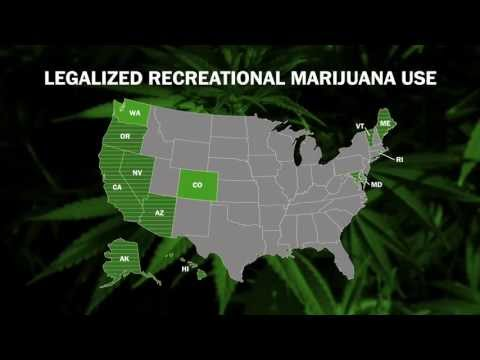 Where marijuana could be legalized next