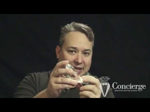 The Four Cs of Diamonds: Carat, Cut, Clarity and Color