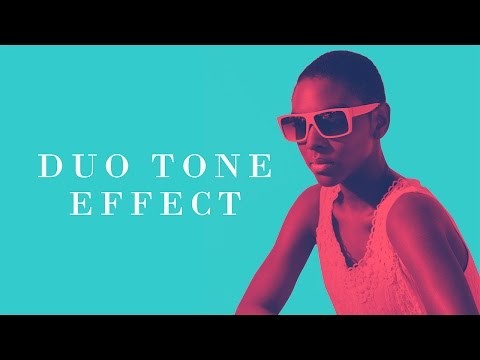 Create Sick Duotone Effect | Photoshop Tutorial | Photo Effects