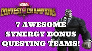 BEST CHAMPIONS FOR ALLIANCE WAR DEFENSE! | Marvel Contest of