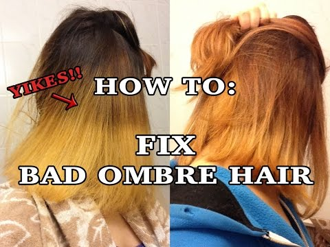 How to Fix Bad Ombre!
