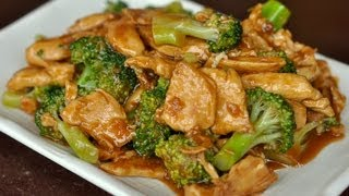Wok Cooking Stir Fry Chicken With Broccoli Recipe World Of Flavor