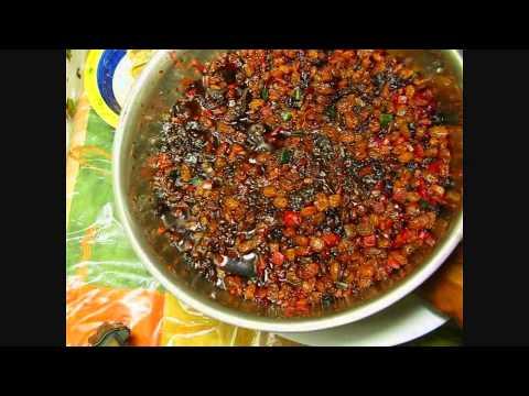 Jamaica's Christmas Cake Video Recipe - its a wedding fruit cake.