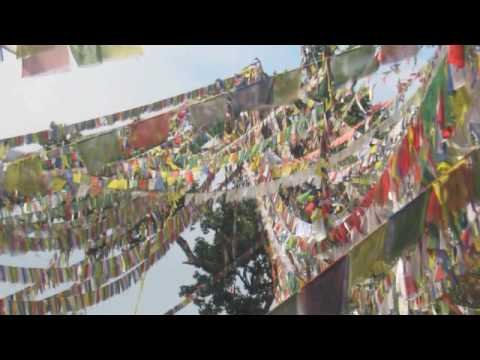 Tibetan Prayer Flags