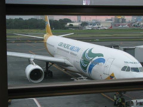Manila to Bacolod by Cebu Pacific Air