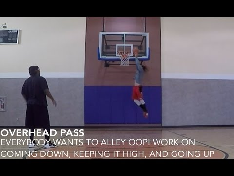 Back to the Basics: Give and Go Passing Layup Drill