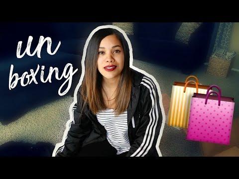 ALAS Boutique unboxing!!