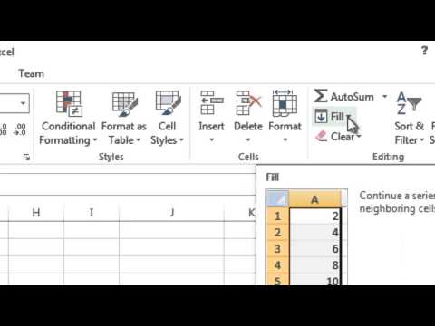 Excel 2013 Quick Tip: How to use Flash Fill