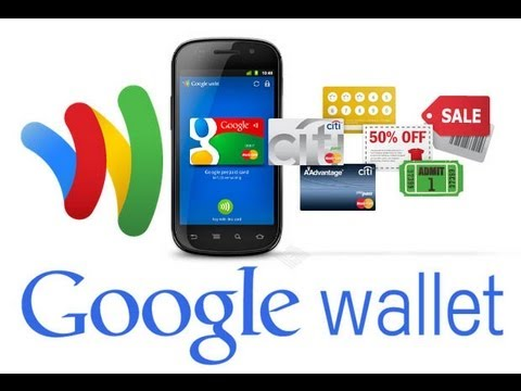 Using google wallet