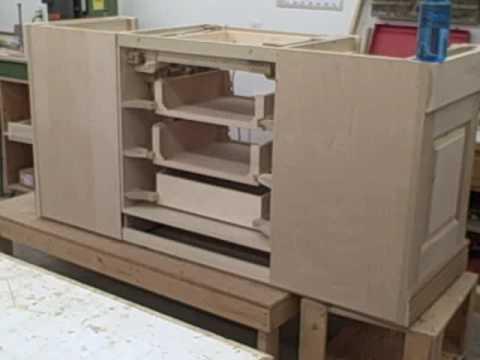 hidden drawer mechanism - part 1