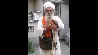 Badal di insult by desi baba