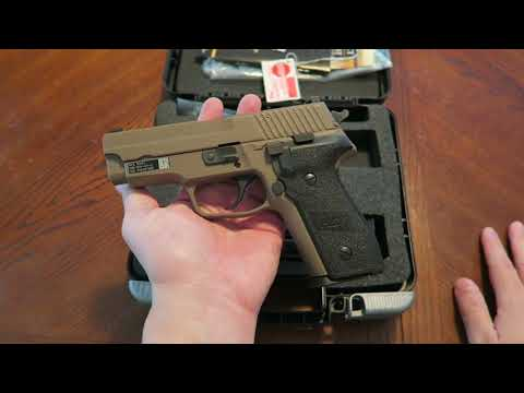 From the Safe:  SIG M11-A1