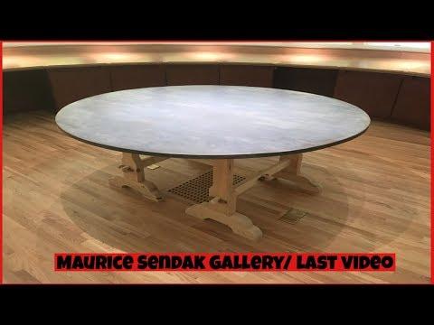 Maurice Sendak museum /Last Video(woodworking)