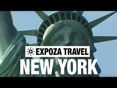 New York (USA) Vacation Travel Video Guide • Great Destinations