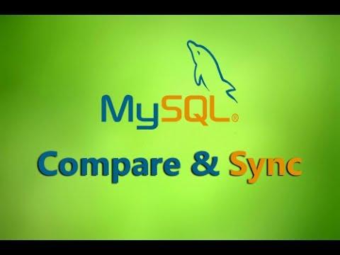 mysql compare databases and sync   Mysql tutorial