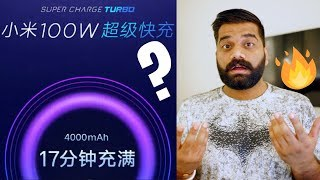 Xiaomi 100W Super Charge Turbo Charging Explained - Full of POWER!!!